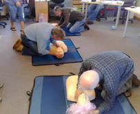 RYA First Aid course in Jersey